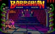 Logo Emulateurs BARBARIAN : LE GUERRIER ABSOLU
